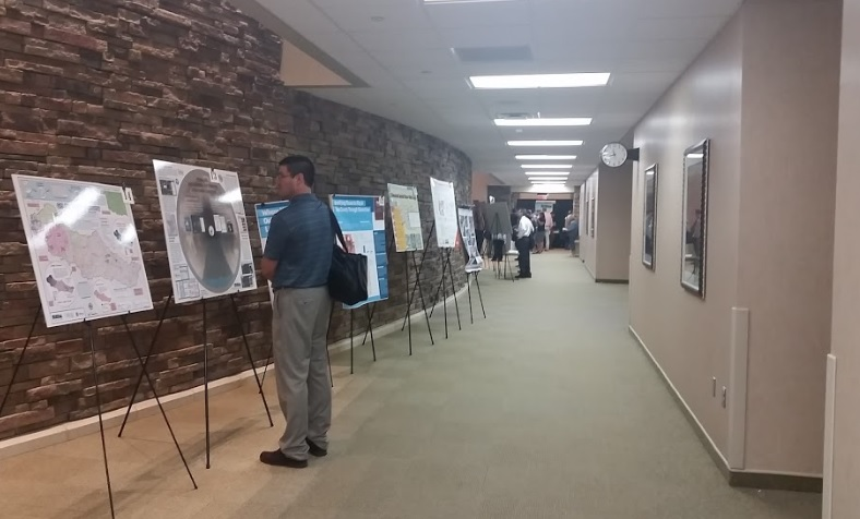 MNTC Poster Session Area